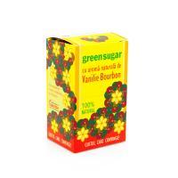 Green sugar cu aorma de vanilie bourbon