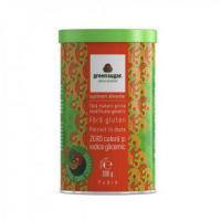 Green sugar pudra -cutie carton