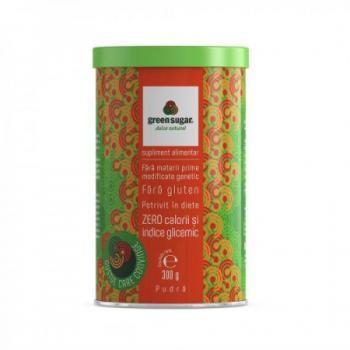 Green sugar pudra -cutie carton 300 gr REMEDIA
