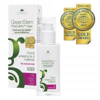 Greenstem crema antirid de zi matifianta pentru ten normal-mixt spf 15