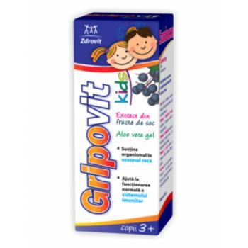 Gripovit kids sirop 150 ml ZDROVIT