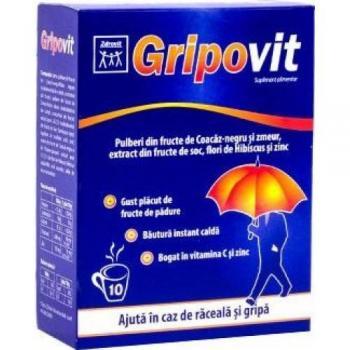 Gripovit 10 pl ZDROVIT