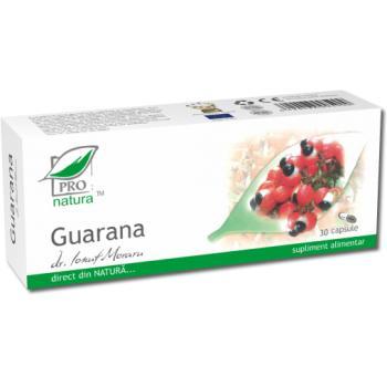 Guarana 30 cps PRO NATURA
