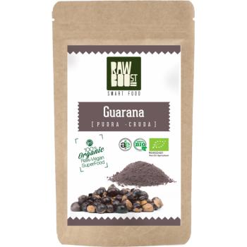 Guarana pudra ecologica 60 gr RAWBOOST