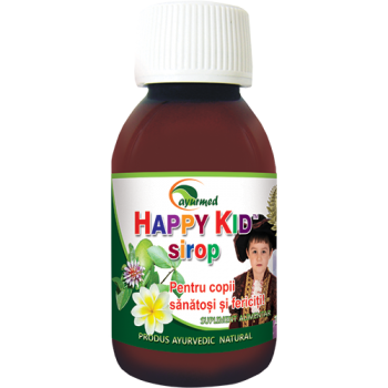 Happy kid sirop 100 ml AYURMED
