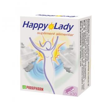 Happy lady 30 cps PARAPHARM
