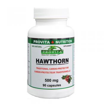 Hawthorn (paducel rosu) 90 cps PROVITA