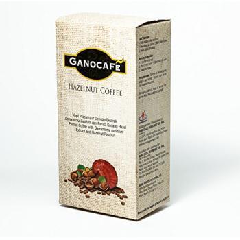 Hazelnut coffee 20 pl GANOCAFE