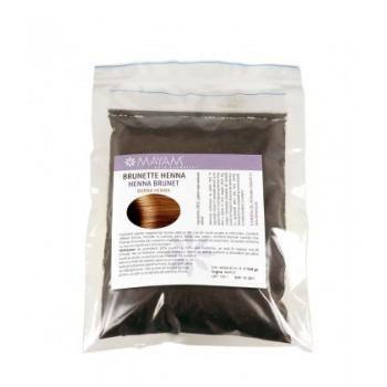 Henna brunet 100 gr MAYAM