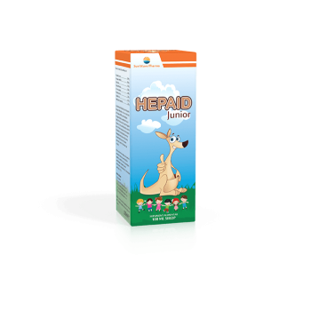 Hepaid junior 100 ml SUN WAVE PHARMA