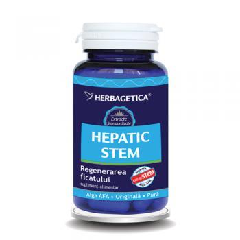 Hepatic stem 60 cps HERBAGETICA