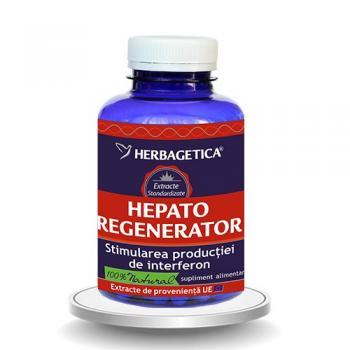 Hepato regenerator 120 cps HERBAGETICA