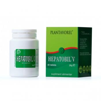 Hepatobil-v 40 tbl PLANTAVOREL