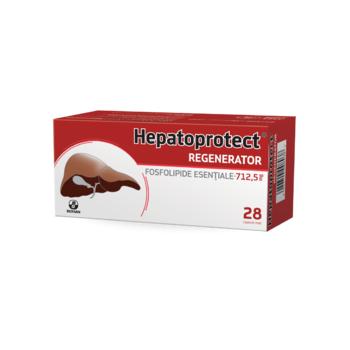 Hepatoprotect regenerator 28 cps BIOFARM