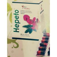 Hepeto protector si regenerator hepatic 30cps BIO VITALITY