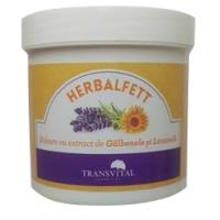 Herbalfett balsam galbenele si lavanda
