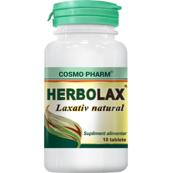 Herbolax 10 tbl COSMOPHARM