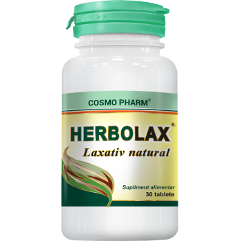 Herbolax 30 cps COSMOPHARM