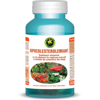 Hipocolesterolemiant 60 cps HYPERICUM