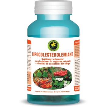 Hipocolesterolemiant 60 cps HYPERICUM