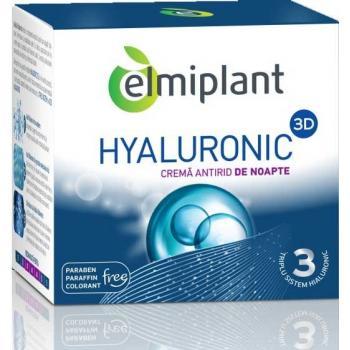 Crema antirid de noapte 50 ml HYALURONIC 3D