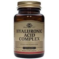 Hyaluronic acid… SOLGAR