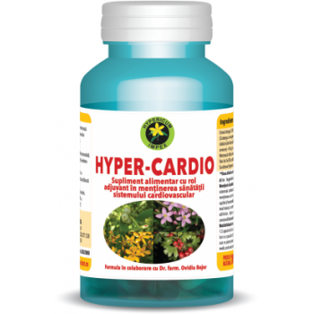 Hyper cardio 60 cps HYPERICUM