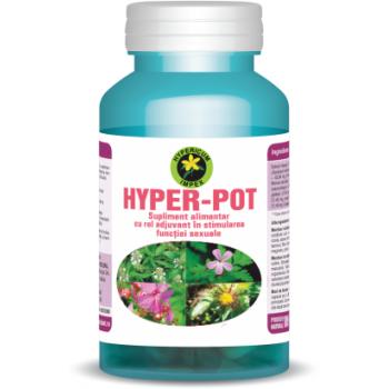 Hyper-pot potenta 60 cps HYPERICUM