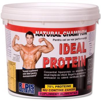 Ideal protein cu aroma de ciocolata 900 gr REDIS