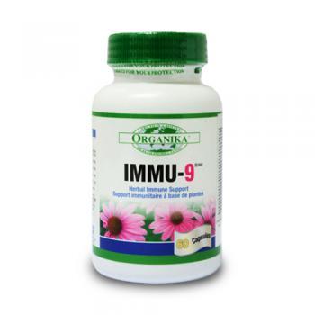 Immu-9 60 cps ORGANIKA