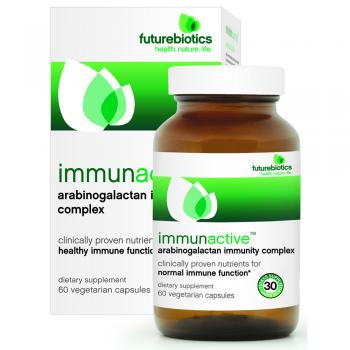 Immunactive 60 cps FUTUREBIOTICS