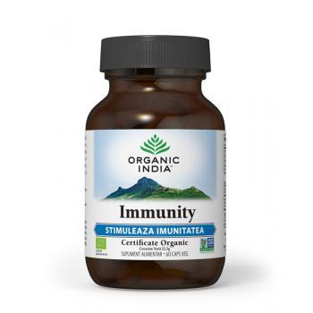 Immunity 60 cps ORGANIC INDIA