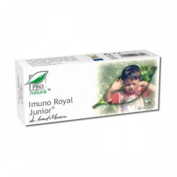 Imuno royal junior 30 cps PRO NATURA
