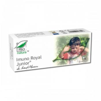 Imuno royal junior 60 cps PRO NATURA