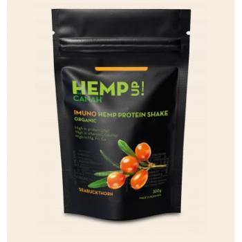 Imuno shake proteic de canepa si catina eco 300 gr CANAH