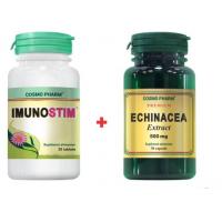 Imunostim + echinacea 30+30cps COSMOPHARM