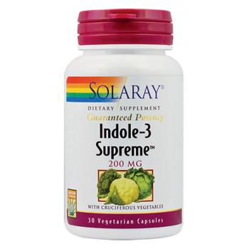 Indole-3 supreme 30 cps SOLARAY