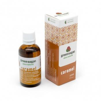 Indulcitor lichid cu aroma de caramel 50 ml REMEDIA