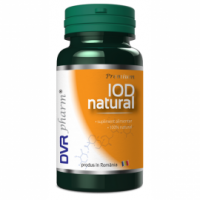 Iod natural DVR PHARM