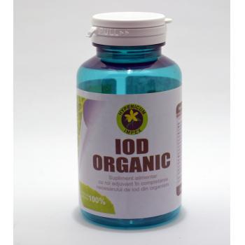 Iod organic 60 cps HYPERICUM