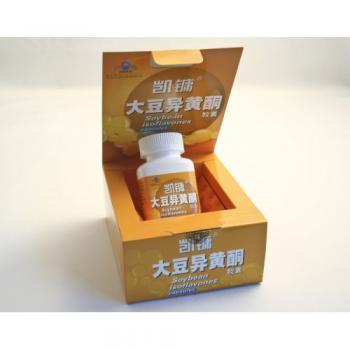 Izoflavone din soia 60 cps L&L PLANT