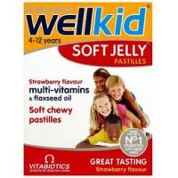 Jeleuri wellkid strawberry