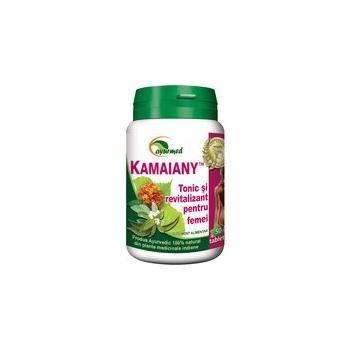 Kamaiany, tonic si revitalizant pentru femei 50 tbl AYURMED