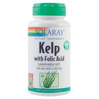 Kelp with folic acid