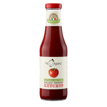 Ketchup fara zahar  480 gr MR ORGANIC
