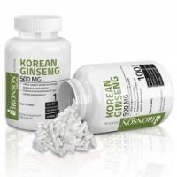 Korean ginseng 500 mg