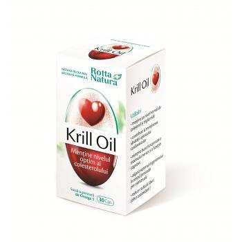 Krill oil 30 cps ROTTA NATURA