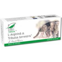 L-arginina & tribulus terrestris
