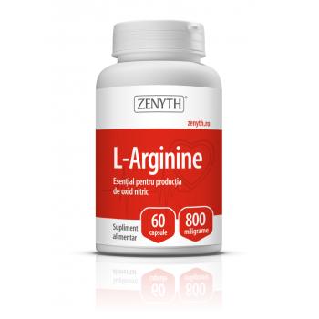 L-arginine 60 cps ZENYTH