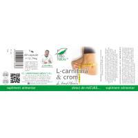 L-carnitina & crom